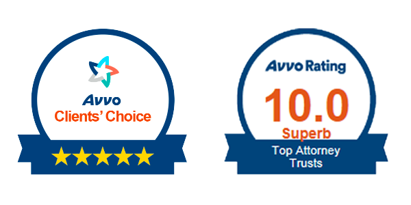 Avvo Best Lawyer Reviews