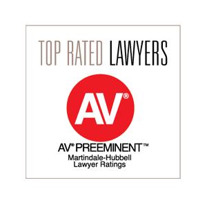 AV Martindale Hubbell Lawyer Ratings